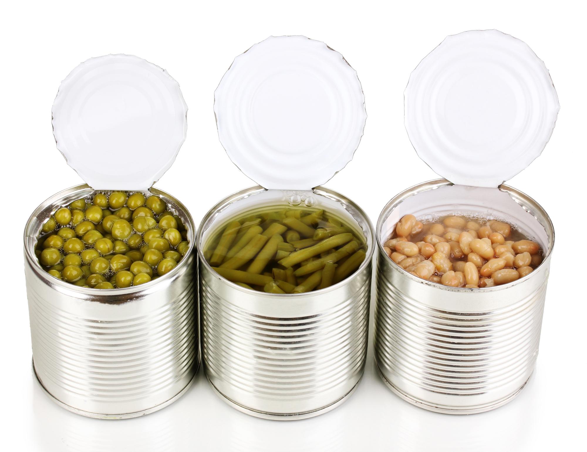 boites de conserve